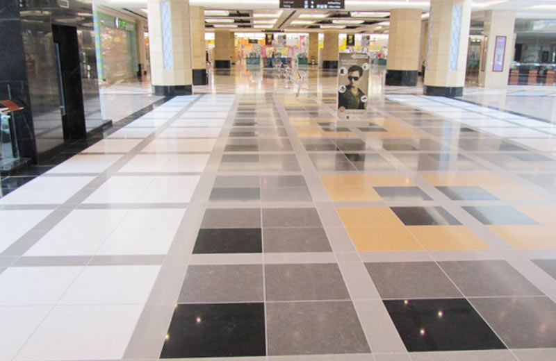 Bani Mall - Abu Dhabi, UAE | Santamargherita Flooring