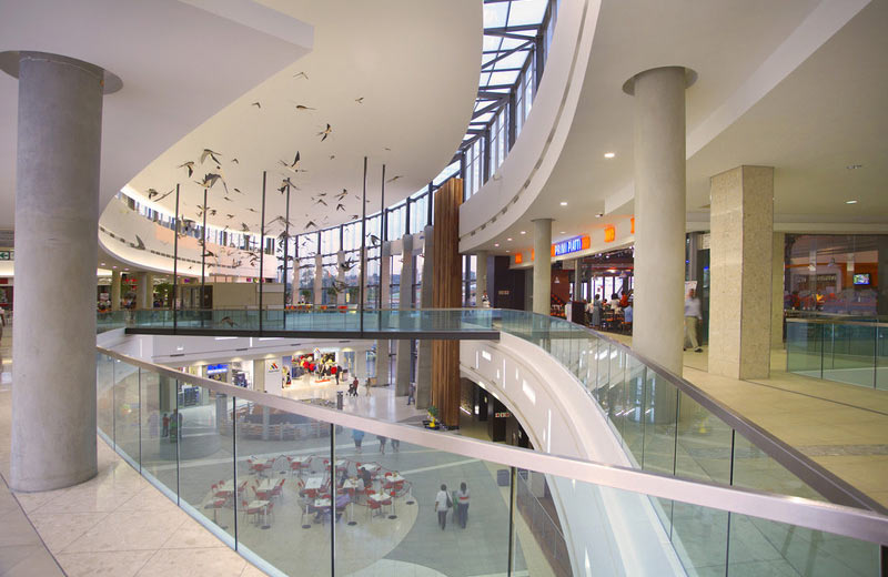 Eastgate Shopping Centre - Johannesburg, South Africa | Santamargherita Flooring