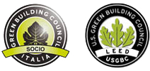 As a member of the Green Building Council, Santamargherita surfaces can contribute to the LEED certification of sustainable buildings.