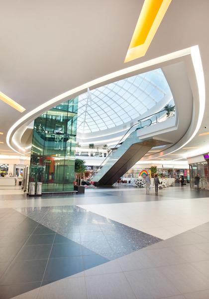 Mall of the North, Polokwane, South Africa | Santamargherita Flooring