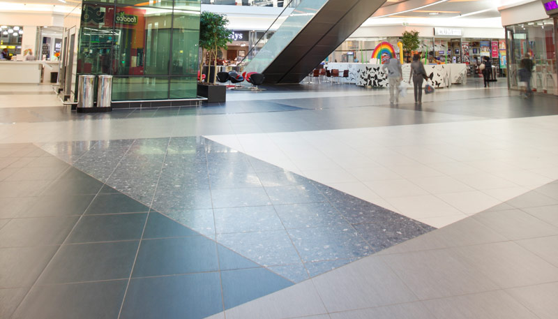 Mall of the North, Polokwane, South Africa | Santamargherita Flooring