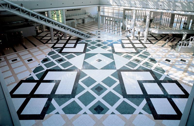 Tokyo Expo - Japan | Santamargherita Flooring