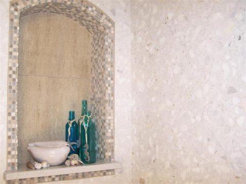 SM Marble | Color: Arabescato Bianco