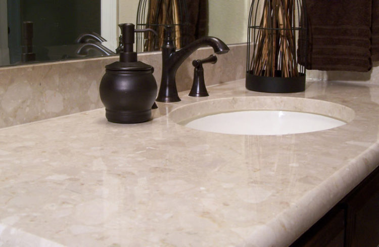 DIY Marble Countertop Repair